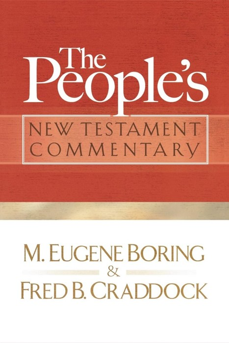 People's New Testament Commentary (Paperback)