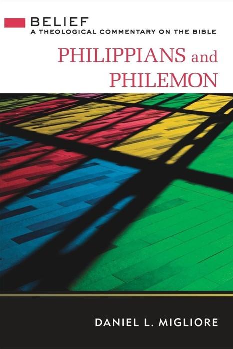 Philippians and Philemon (Paperback)