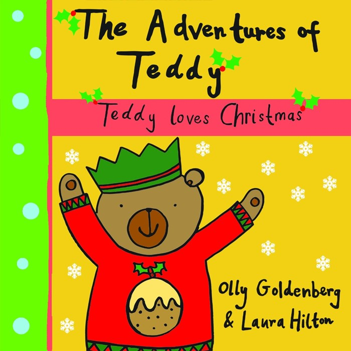 Adventures of Teddy: Teddy Loves Christmas (Paperback)