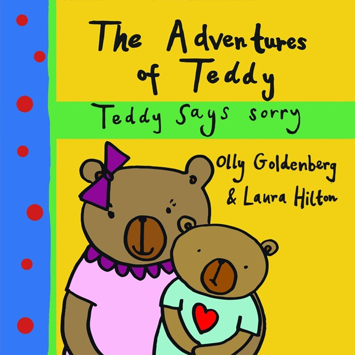 Adventures of Teddy: Teddy Says Sorry (Paperback)