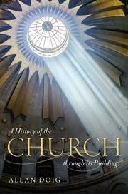 History of the Church through its Buildings, A (Hard Cover)
