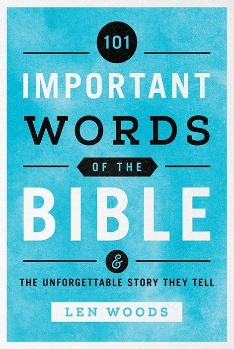 101 Important Words of the Bible (Paperback)