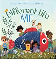 Different Like Me (Hard Cover)