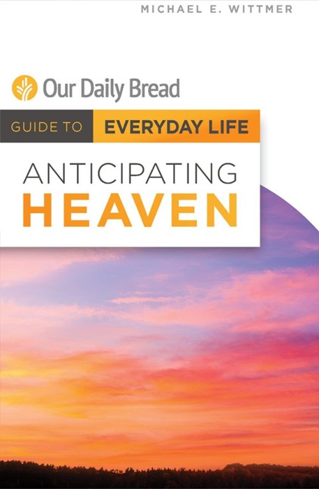 Anticipating Heaven (Paperback)