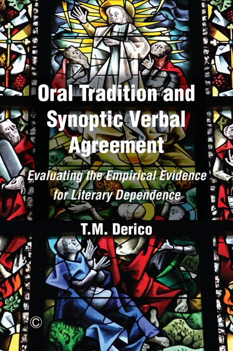 Oral Tradition and Synoptic Verbal Agreement (Paperback)