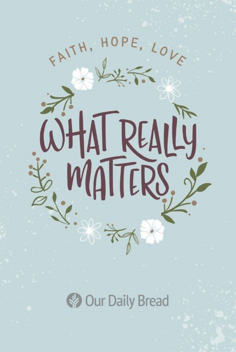 What Really Matters (Paperback)