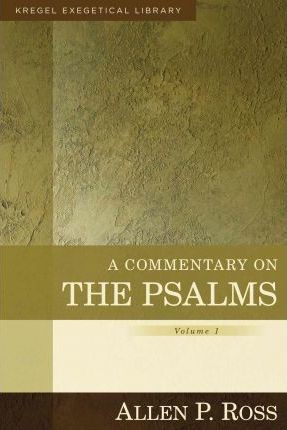 Commentary on the Psalms 1-41, A (Hard Cover)