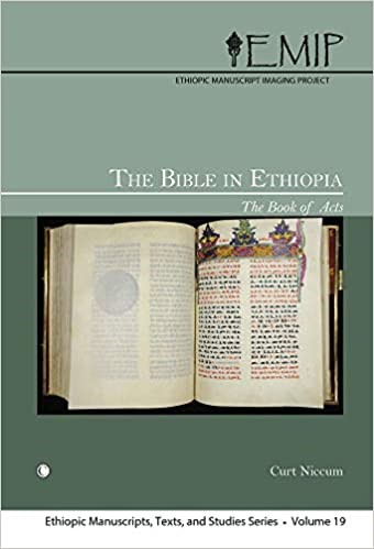 The Bible in Ethiopia (Paperback)