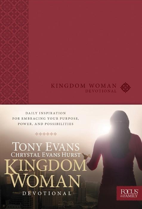 Kingdom Woman Devotional (Imitation Leather)