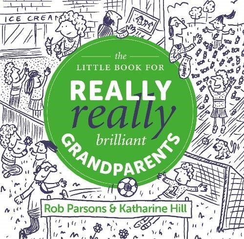 The Really Really Busy Person's Book on Grandparenting (Hard Cover)
