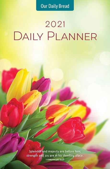 Our Daily Bread Daily Planner 2021 (Paperback)