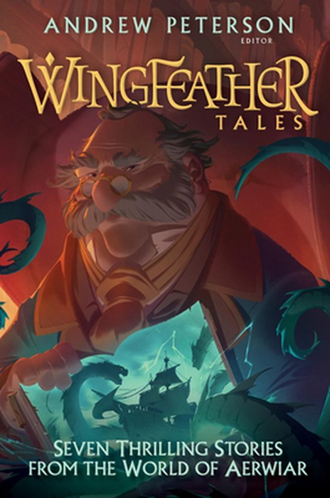 Wingfeather Tales CD. (Hard Cover)