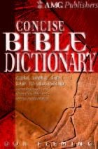 AMG Concise Bible Dictionary (Paperback)