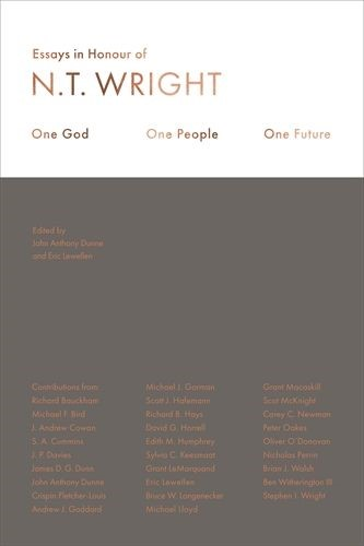 One God, One People, One Future (Hard Cover)