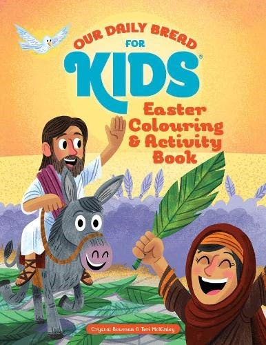 Our Daily Bread for Kids Easter Colouring & Activity Book (Paperback)