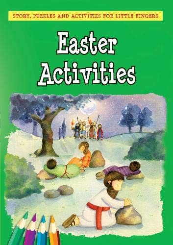 Easter Activities (Paperback)