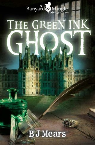 The Green Ink Ghost (Paperback)