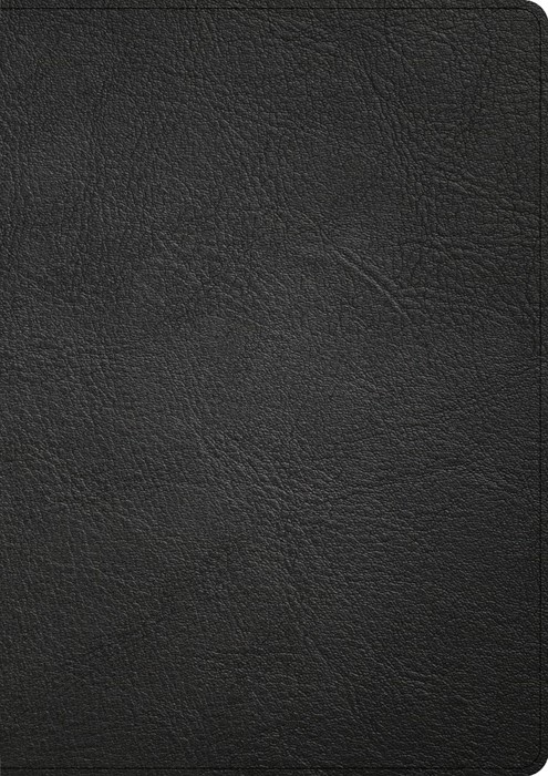 CSB Single-Column Wide-Margin Bible, Holman Handcrafted Coll (Imitation Leather)