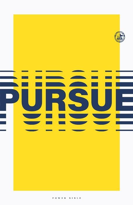 Power Bible: Pursue Edition (Paperback)