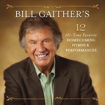 Bill Gaither's 12 Favourite Hymns CD (CD-Audio)