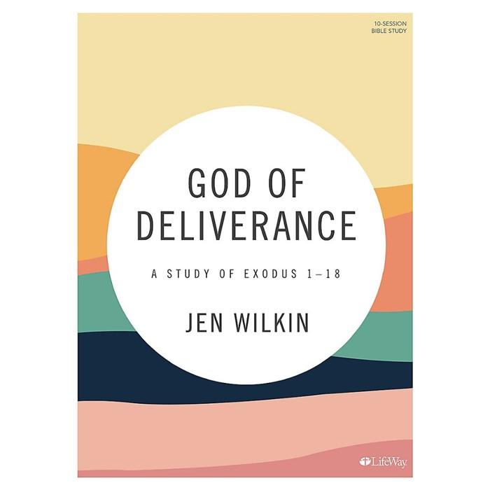 God of Deliverance Bible Study Book (Paperback)