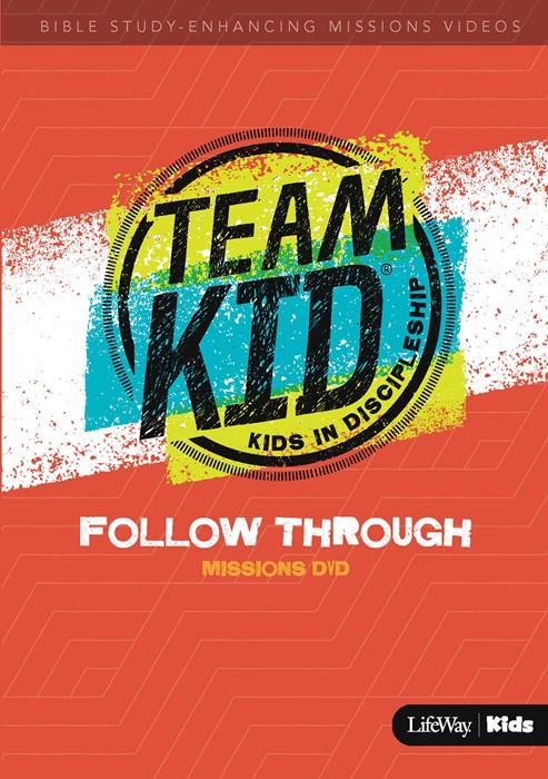 TeamKID: Follow Through Missions DVD (DVD)