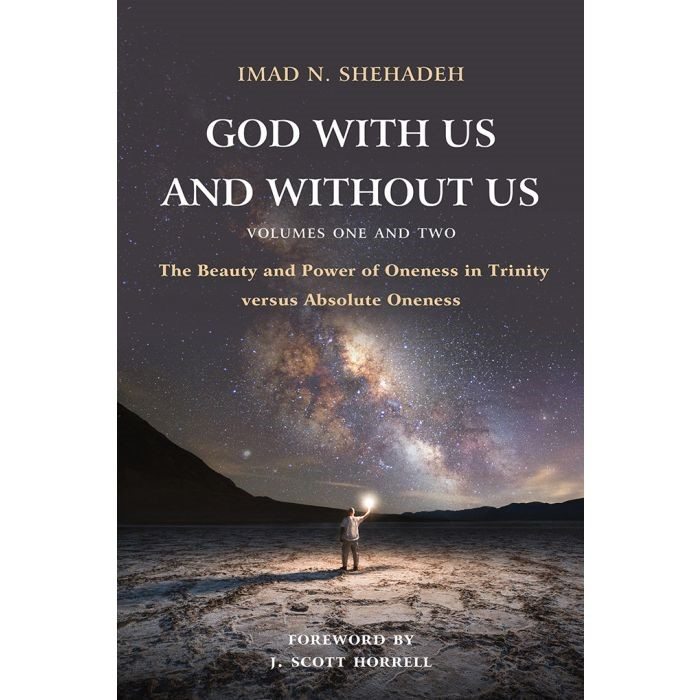 God With Us and Without Us, Volumes One and Two (Hard Cover)