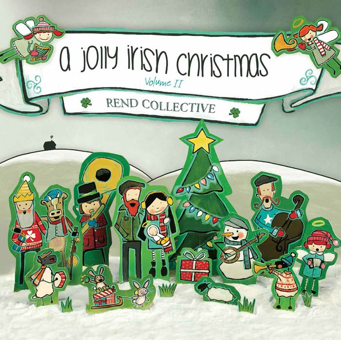 Jolly Irish Christmas Volume II CD, A (CD-Audio)