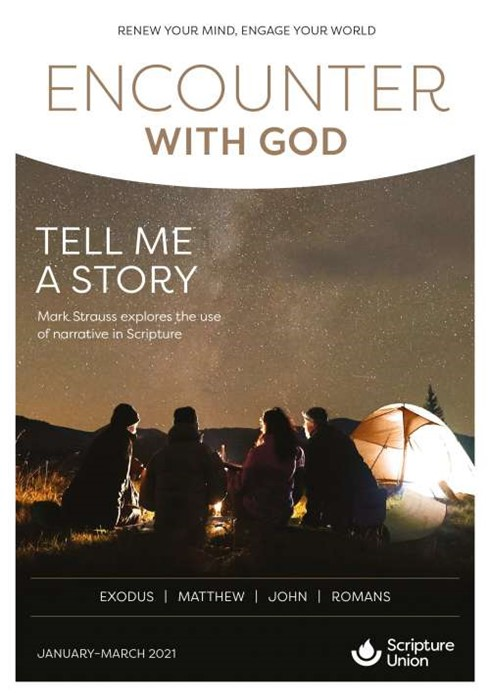 Encounter with God January-March 2021 (Paperback)