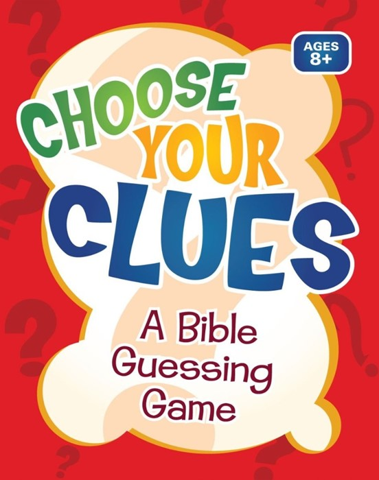 Choose Your Clues: A Bible Guessing Game (Game)