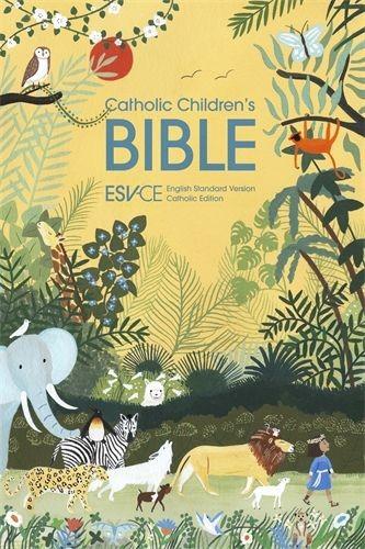 Catholic Children's Bible (Hard Cover)