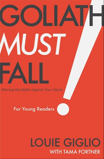 Goliath Must Fall for Young Readers (Hard Cover)