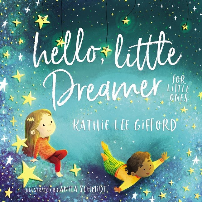 Hello, Little Dreamer for Little Ones (Board Book)