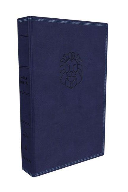 NKJV Holy Bible for Kids, Blue (Imitation Leather)