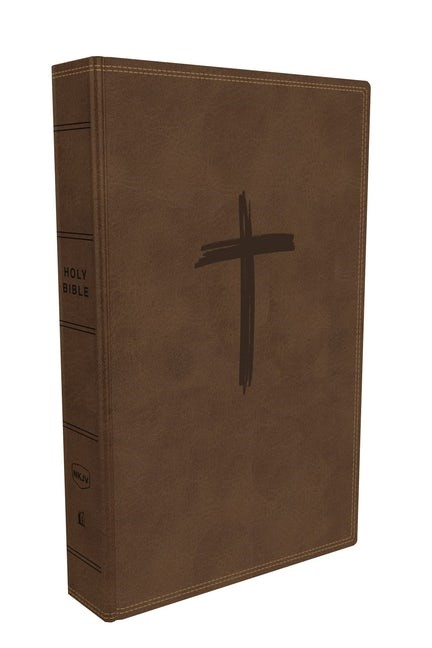 NKJV Holy Bible for Kids, Brown (Imitation Leather)