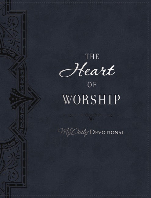 The Heart of Worship (Imitation Leather)