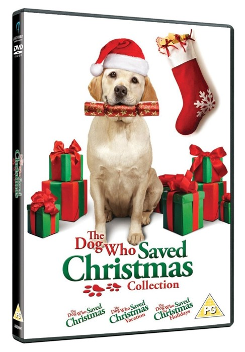 The Dog Who Saved Christmas Collection DVD (DVD)