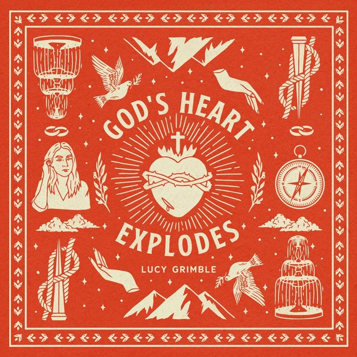 God's Heart Explodes CD (CD-Audio)