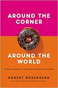 Around the Corner to Around the World (Hard Cover)