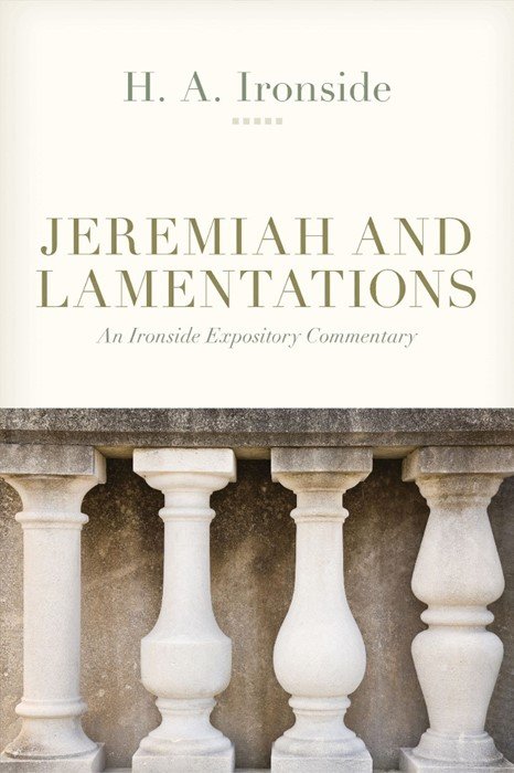 Jeremiah and Lamentations (Paperback)