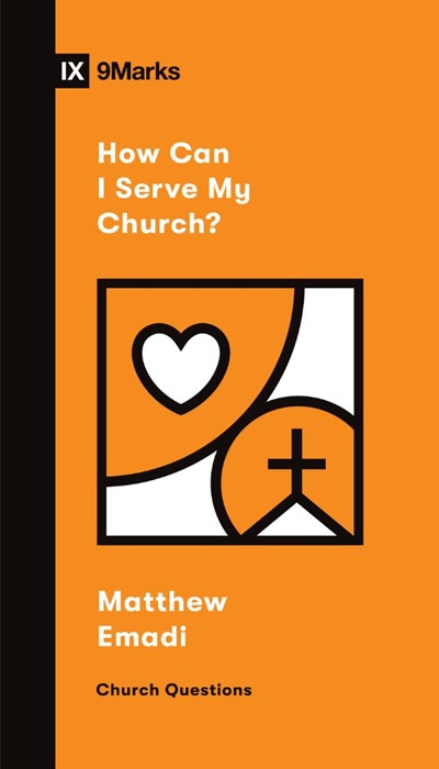 How Can I Serve My Church? (Paperback)