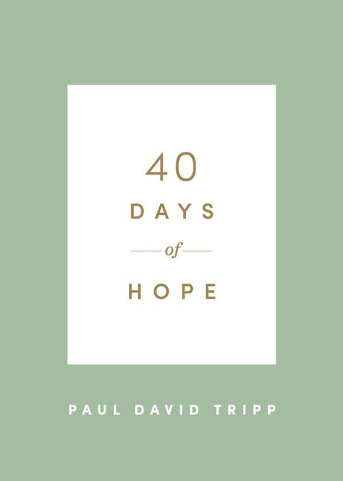 40 Days of Hope (Paperback)