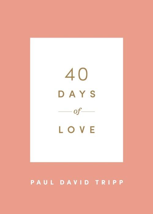 40 Days of Love (Paperback)