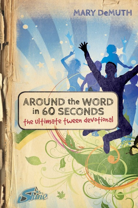 Around The Word In 60 Seconds (Paperback)