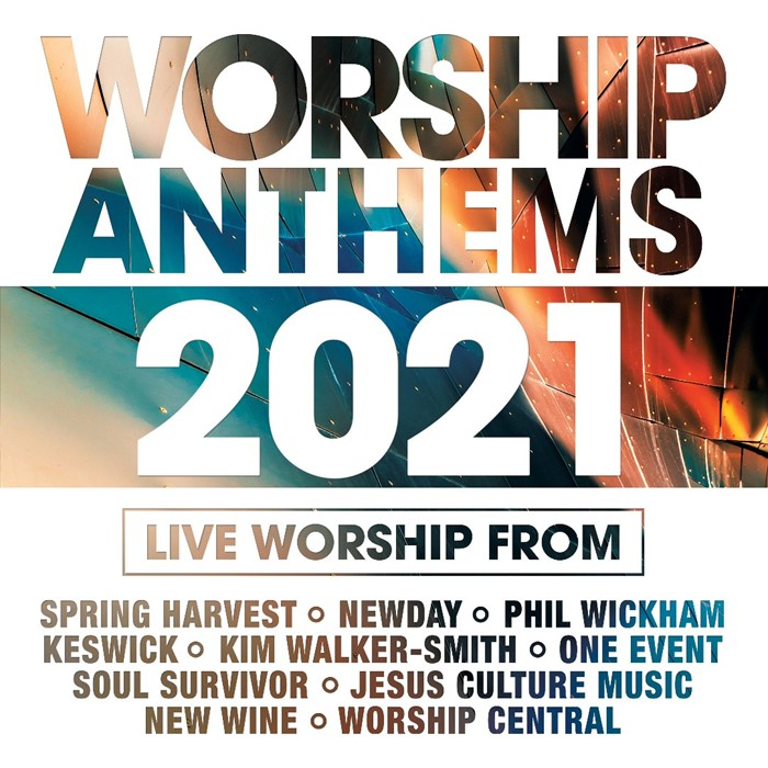 Worship Anthems 2021 CD (CD-Audio)