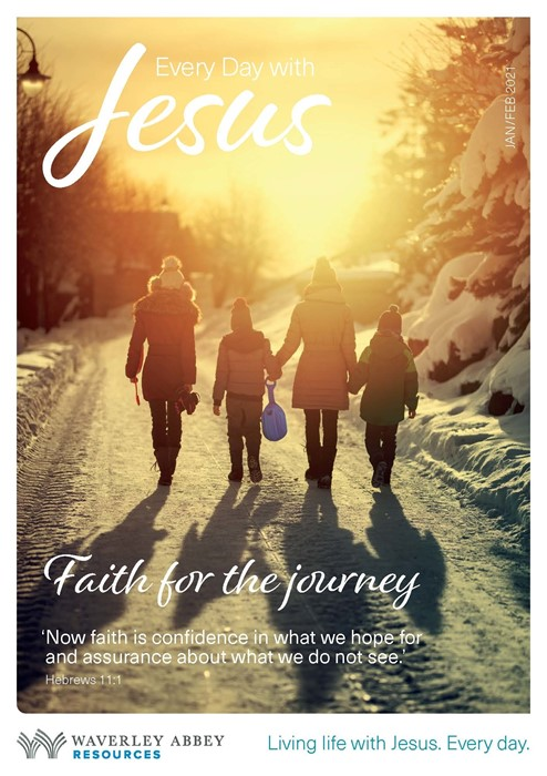 Every Day WIth Jesus Large Print January-February 2021 (Paperback)
