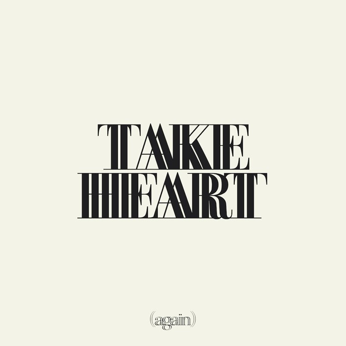 Take Heart Again CD (CD-Audio)