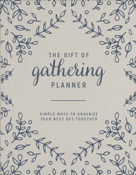 The Gift of Gathering Planner (Paperback)
