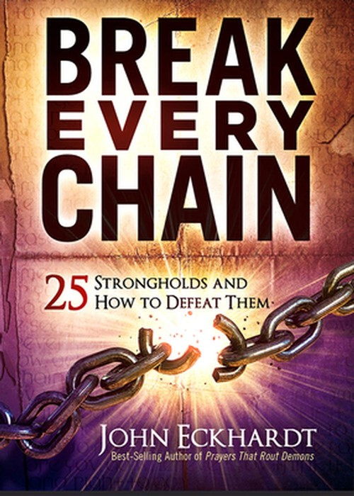 Break Every Chain (Paperback)
