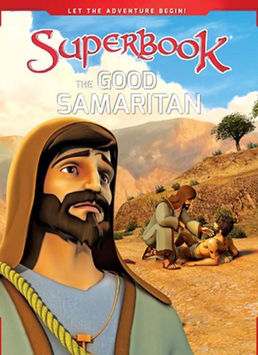 The Good Samaritan (Hard Cover)